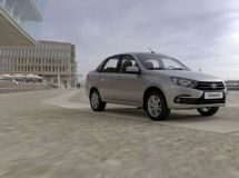 LADA Granta became the market leader in the Volga region and Siberia in 2018