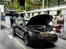 Avtotor began the production of the flagship sedan KIA K900