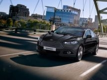 Ford Focus, Kuga and Mondeo received a new special series in Russia