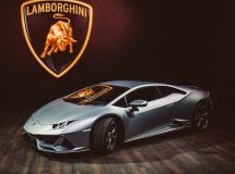 New Lamborghini Huracan EVO: Why did the European premiere of the model take place in Moscow?