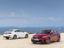 KIA increased sales by 3% in Russia in January