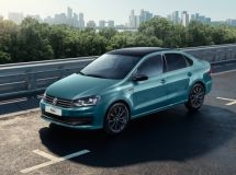 Volkswagen introduced the Polo Connect special version in Russia