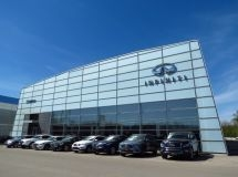 Infiniti increased sales by 12% in Russia in January