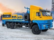 The market of construction and communal vehicles has grown by more than 20% in Russia