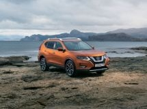 The new Nissan X-Trail became the best-seller in Russia in January