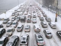 In Russia, there are about 52 million units of vehicles