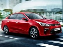 KIA Rio became the most popular model in the Moscow market in January