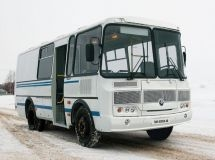 The Russian market of new buses fell by 25% in January