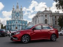 LADA Vesta became the market leader in the North-West Federal District in January