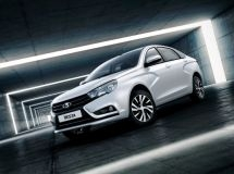 In February, LADA Vesta for the first time showed a drop in sales during its presence in the market.