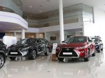 Russians spent 613 billion rubles for the purchase of premium-segment cars