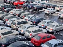 The market of pre-owned cars kept a slight increase in February