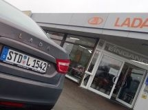 In February, sales of LADA cars grew by 22% in the European Union