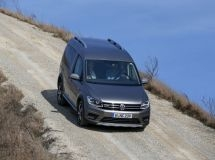 Volkswagen increased sales of LCV by 12% in Russia in February