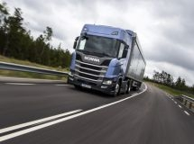 Scania set a sales record in Russia in 2018