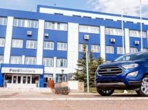 The production of Ford passenger cars will be completed in Russia by the end of June