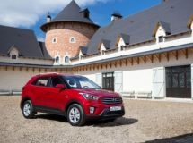 TOP-10 of best-selling SUVs in Russia in March