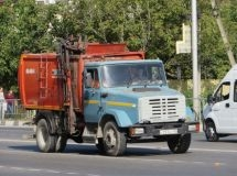 The Russian market of trucks and special pre-owned vehicles fell by 5%