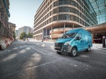 72% of the Russian LCV market accounted for the legal entities