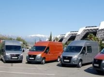 In March, the new LCV market fell by 8% in Russia