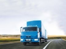 Russian market of new trucks fell by 5.5% in March