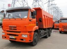 In Russia there are over 8 million units of commercial vehicles