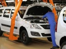 Production of passenger cars grew by 3% in March