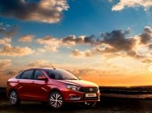 LADA Vesta became the market leader in the Ural and Southern Federal District in March