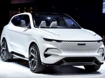 Haval introduced the new intelligent concept car Haval Vision 2025