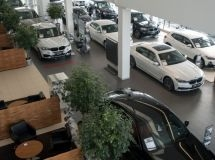 Sales of premium cars grew by 9% in Russia