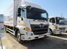 The construction of Hino Motors plant began in Moscow region