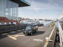 Mercedes-Benz Sprinter received a new version of the total weight of 5.5 tons