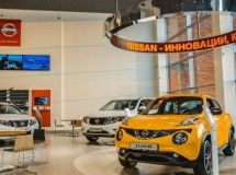 Nissan increased sales by 27% in Russia in March