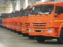 Export deliveries of trucks from Russia grew by 3%