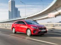 Sales of New KIA ProCeed start in the Russian market