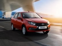 LADA Granta became again the best-selling model in Russia in April