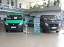 There are more than 1.4 thousand LCV dealers in Russia