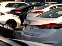 Russian car market showed a fall in April