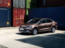 Volkswagen Polo entered the TOP-5 of Russian bestsellers in April