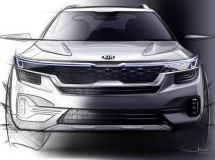 KIA has shown a new compact crossover for Russia