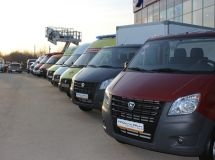 Russian market of new LCV fell by 9% in April