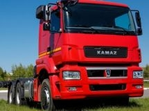 The market of new trucks fell by 2% in April