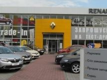 Ukrainian car market grew by 4% in April