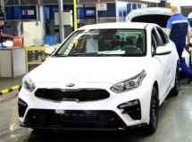 Production of passenger cars grew by 5% in April