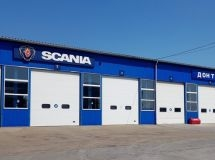 Scania has opened a new dealer center in the Rostov region