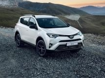 Toyota RAV4 became the best-selling brand in Russia in May