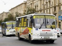 The Russian market of used buses grew by 15% in May