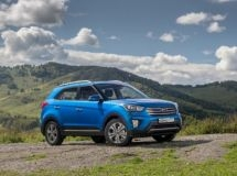TOP-10 of the best-selling SUVs in Russia in June