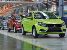 AvtoVAZ Group resumed the production after two days of inactivity