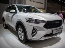 Russian-made off-road vehicles Haval are planned to be exported
